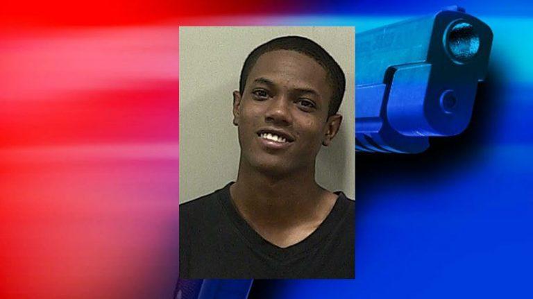 Marion Oaks murder suspect on the run
