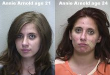 ocala news, marion county news, meth, faces of meth,
