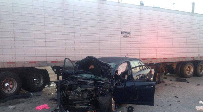 ocala news, marion county news, accident, car crash, semi, 484