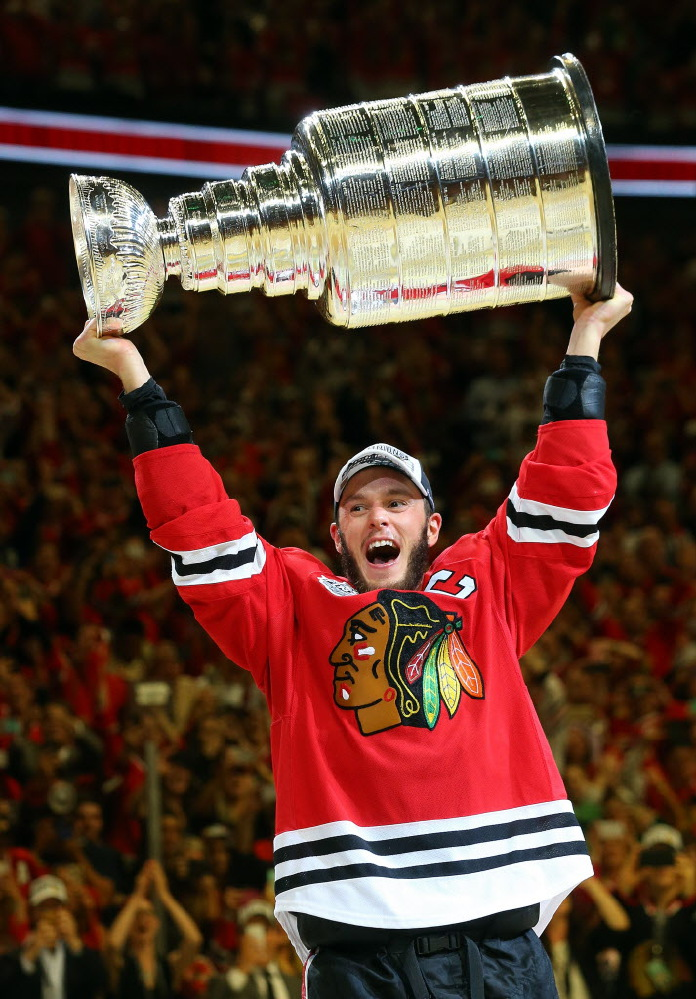 hockey, stanley cup, sports, ocala news, blackhawks, tampa bay lightning,