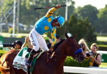 ocala post, Victor Espinoza, kentucky derby, horse race, American Pharoah