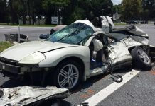 car crash, car accident, ocala news, accident on us 27, accident on 464, Marion county news