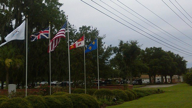 ocala news, marion county news, confederate flag removed, rebel flag