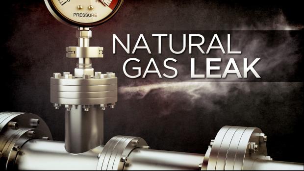 gas leak ocala, natural gas leak, ocala news, marion county news