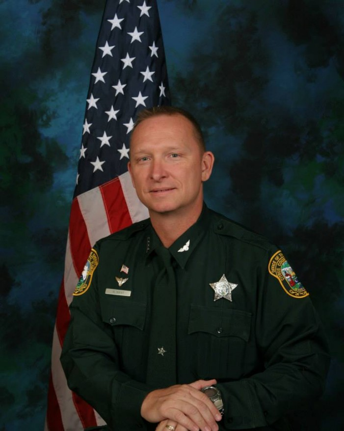 Devastating news for the Citrus County Sheriff's Office