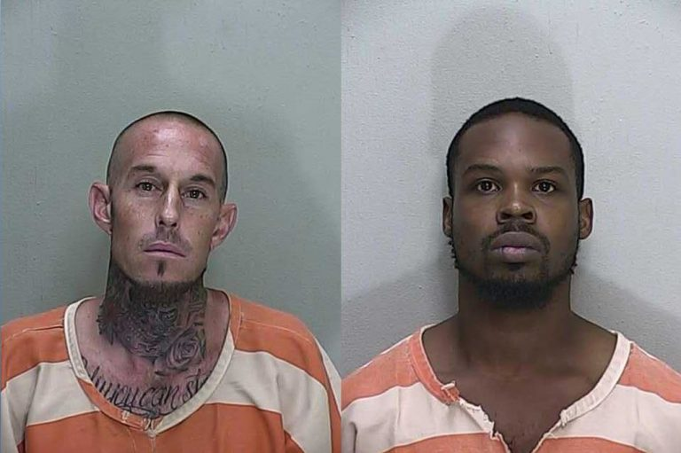 Charges dropped against two accused of planning attack on Eustis Police Department