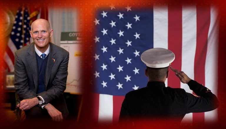 Governor Rick Scott takes immediate action to secure Florida Guardsmen
