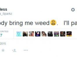woman wanted to buy weed via twitter, palm beach county news, ocala news, ocala post, op, weed, marijuana,