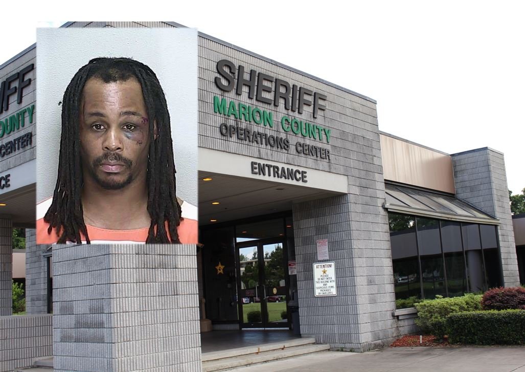 Derrick Price, deputies beat black man, ocala news, marion county news, police brutality, black man shot by cop