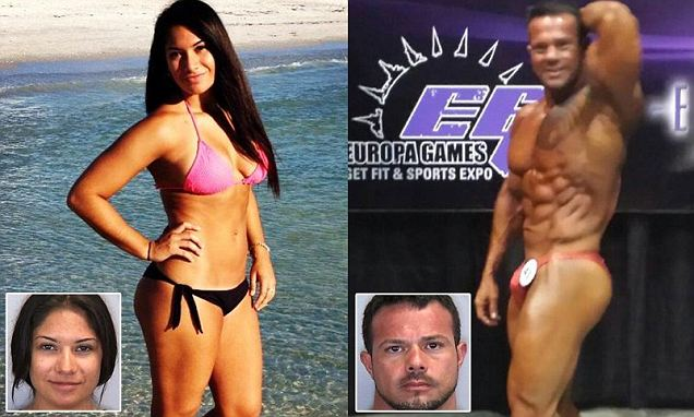 sex on the beach, florida, ocala news, marion county news,Bradenton Beach, Jose Caballero,Elissa Alvarez