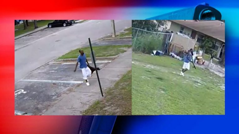 The truth surfaces; video shows gunman during shooting at Confederate flag rally