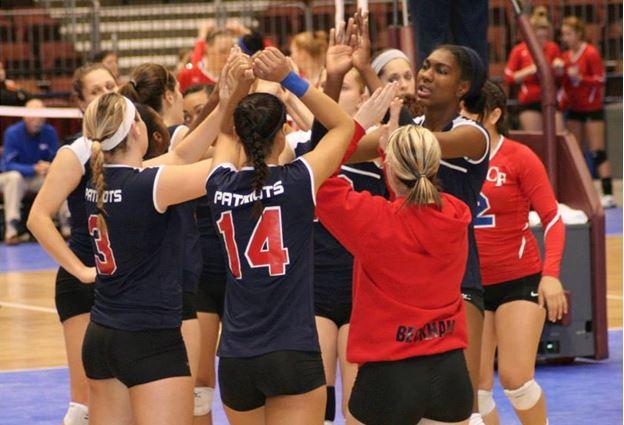 volleyball, cf sports, sports, ocala sports, ocala post
