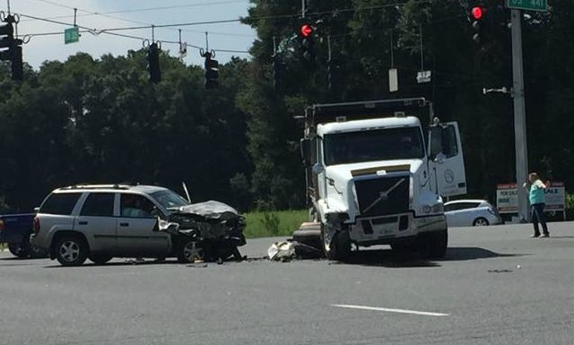 accident at 441 and 326, ocala news, marion county news