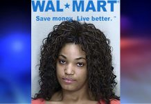 walmart, theft, walmart cashier, ocala news, marion county news, grand theft