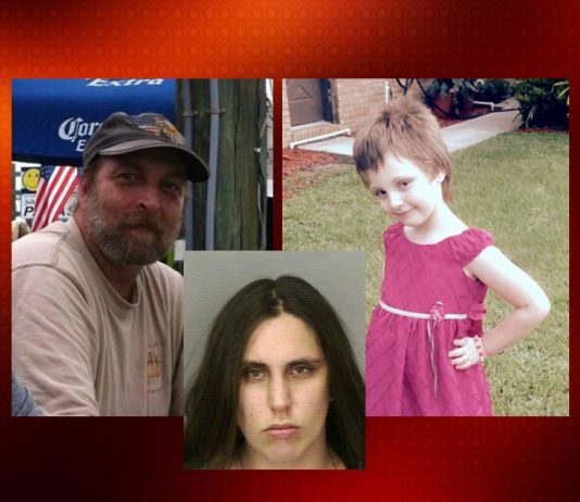 mohter murdered daughter, polk county news, lakeland news, woman killed father and daughter, murder, shooting,