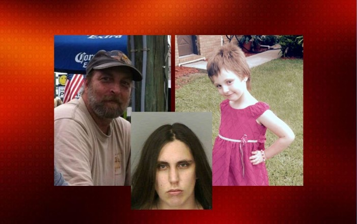 Sheriff: Mother murdered father, 6-year-old daughter