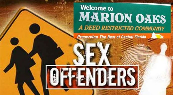 sex offenders in marion oaks, ocala post, ocala news, florida newspaper, marion county news, sex offensers