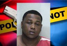 Laquan Barrow, ocala news, op, cloud 9 shooting, marion county news, cloud 9 shooter arrested,