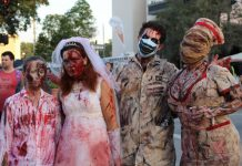 Thrill the World 2015, ocala news, ocala post, marion county news, op