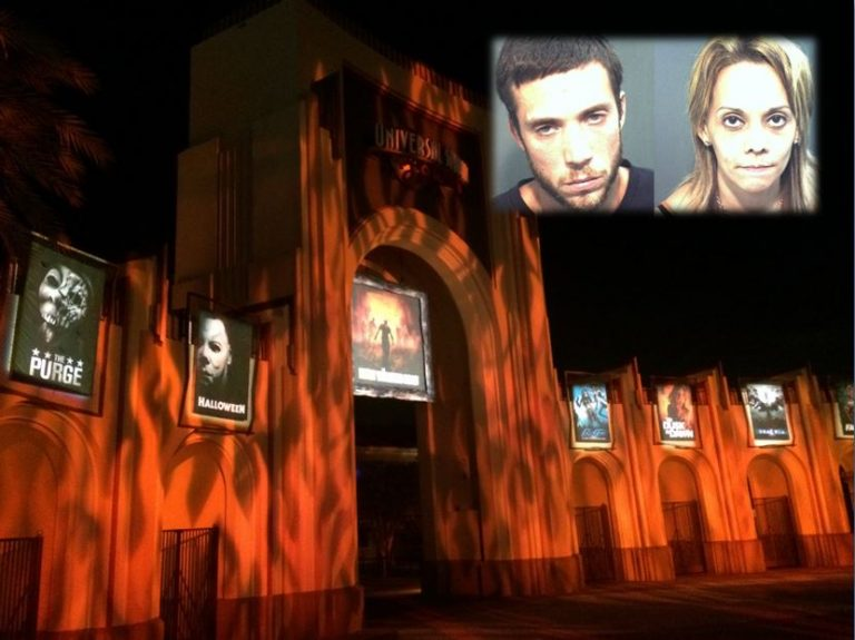 Halloween Horror Nights actors attacked, some want alcohol ban