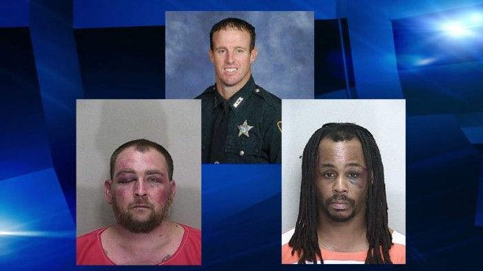 Fourth deputy pleads guilty in beating case, confesses to second beating