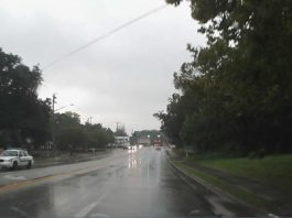 ocala news, marion county news, op, ocala post, headlights on in rain,
