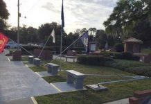 vandals, Ocala-Marion County Veterans Memorial Park, ocala newsw, marion county news, veterans