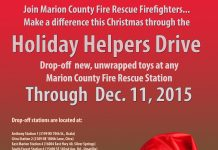 ocala post, christmas, marion county news, events, charity event, toys for tots