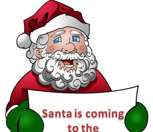 santa is coming, paddock mall, ocala news, marion county news, ocala post,