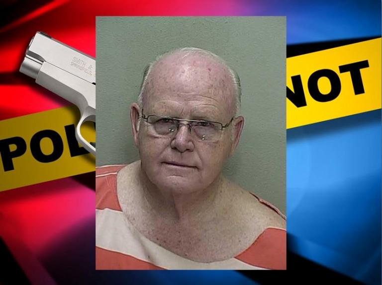 Bail bondsman arrested after shooting