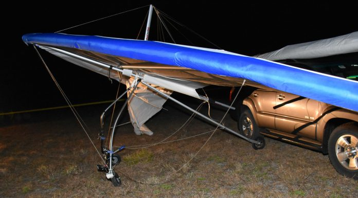 ocala news, marion county news, hang glider accident,