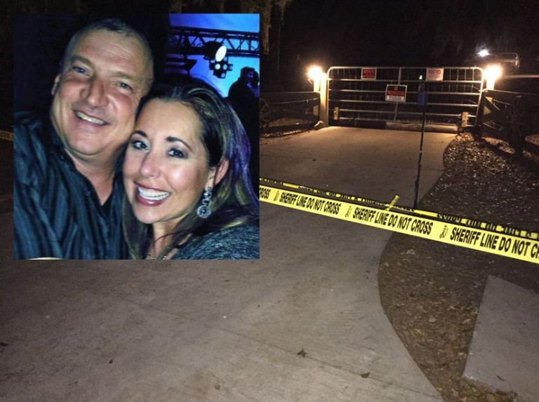 Wife shoots and kills her husband during domestic dispute