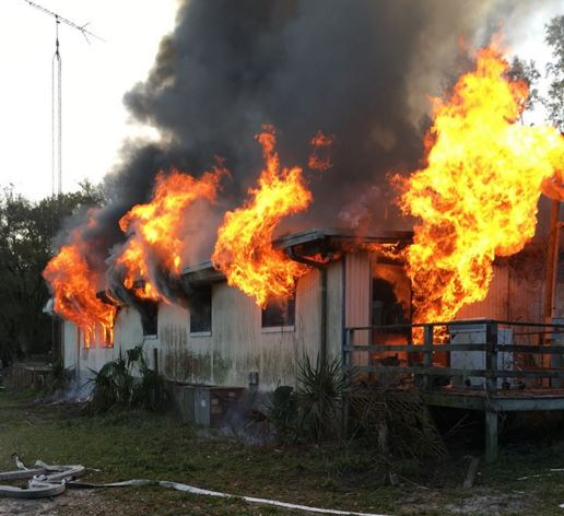 fire, house fire, ocala news, marion county news, mcfr