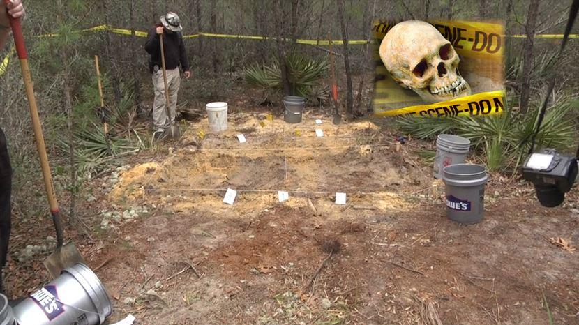 skeleton, human remains, ocala news, marion county news, skeleton found, body found
