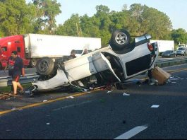 fatal crash, car accident, crash, i-75, car accident in ocala, ocala news