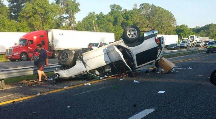 fatal crash, car accident, crash, i-75, car accident in ocala, ocala news