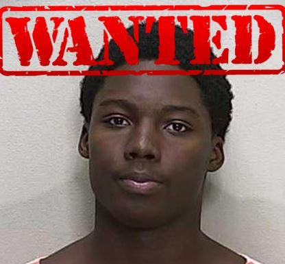 wanted, Keon'dre Duncan, jiffy store shooting, ocala news, marion county news, shootng