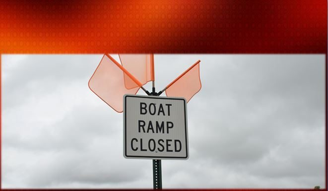 boat ramp closed, ocala news, marion county news,