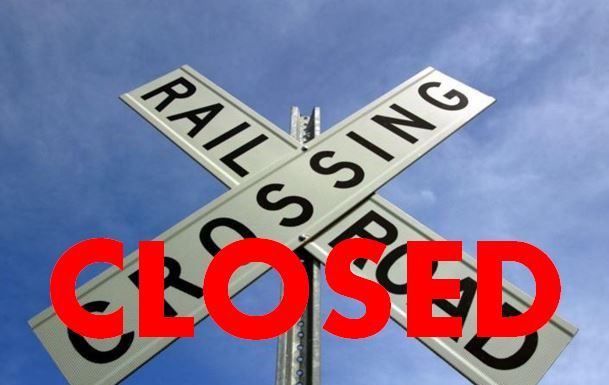 Auburndale, Lakeland Area, polk county, railroad closing, train tracks closed,
