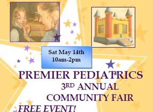 Premier Pediatrics fair, ocala news, marion county news, events