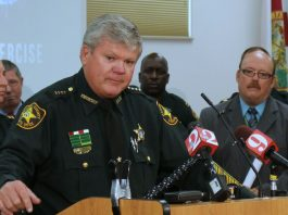 sheriff blair, marion county news, ocala news, indicted, corruption
