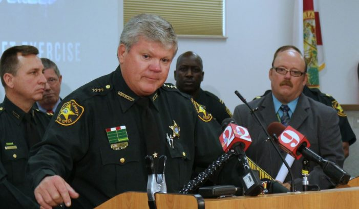 Marion County Sheriff Chris Blair indicted by grand jury