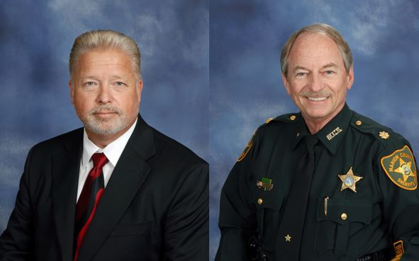 corruption, ocala news, marion county, sheriff blair