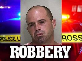 strong-arm robbery, ocala news, marion county news, robbery, purse snatching,