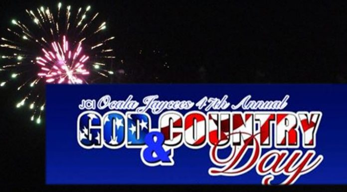 47th Annual God and County Day Ocala, fireworks in Ocala, fireworks in Marion County, ocala news, ocala events, marion county news