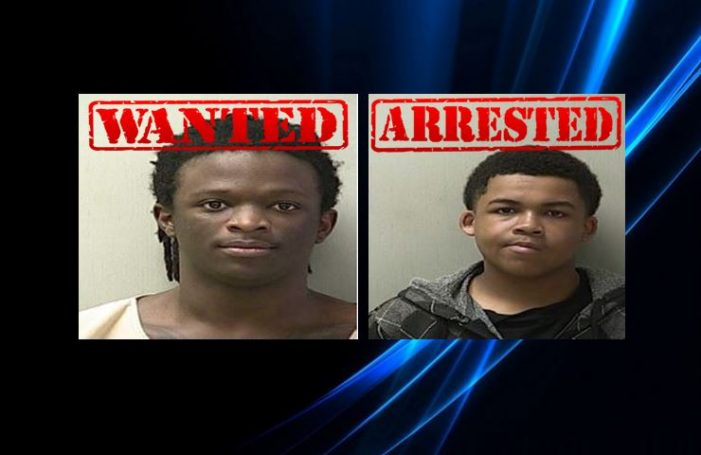 OPD shooting investigators: one teen arrested, one on the run