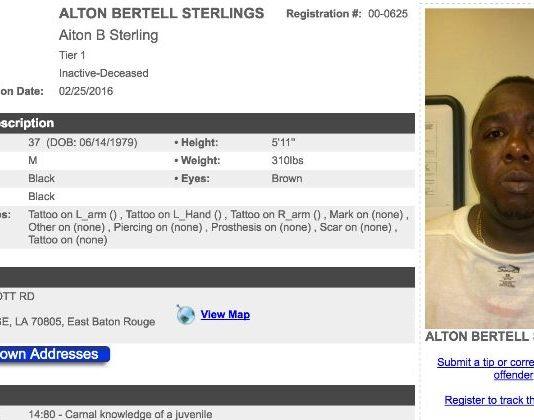 Alton Bertell Sterlings, Alton Sterlings, baton rouge news, Louisiana news, police brutality, dallas shooting