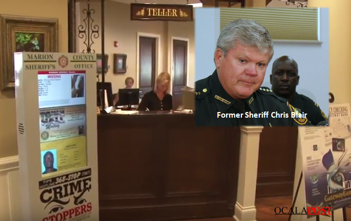 kiosk program, wanted kiosks, ocala news, marion county news, sheriff chris blair