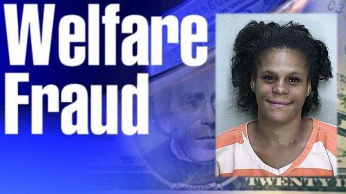 Ocala woman charged with welfare fraud