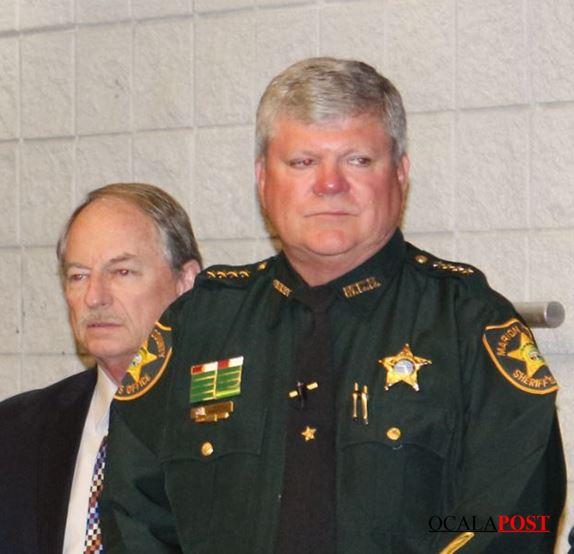 chris blair, sheriff chris blair, blair makes deal, blair resigns,